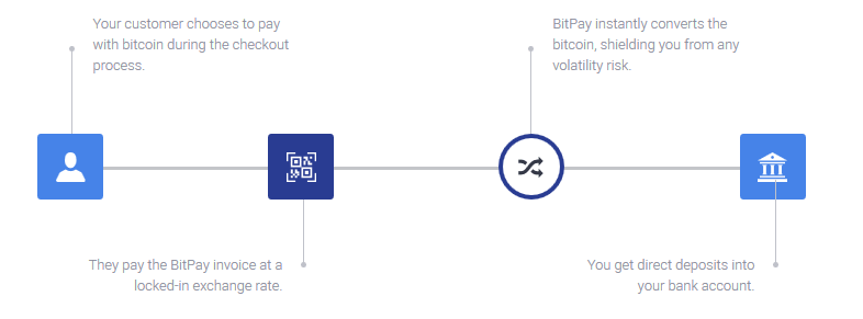 The BitPay Process