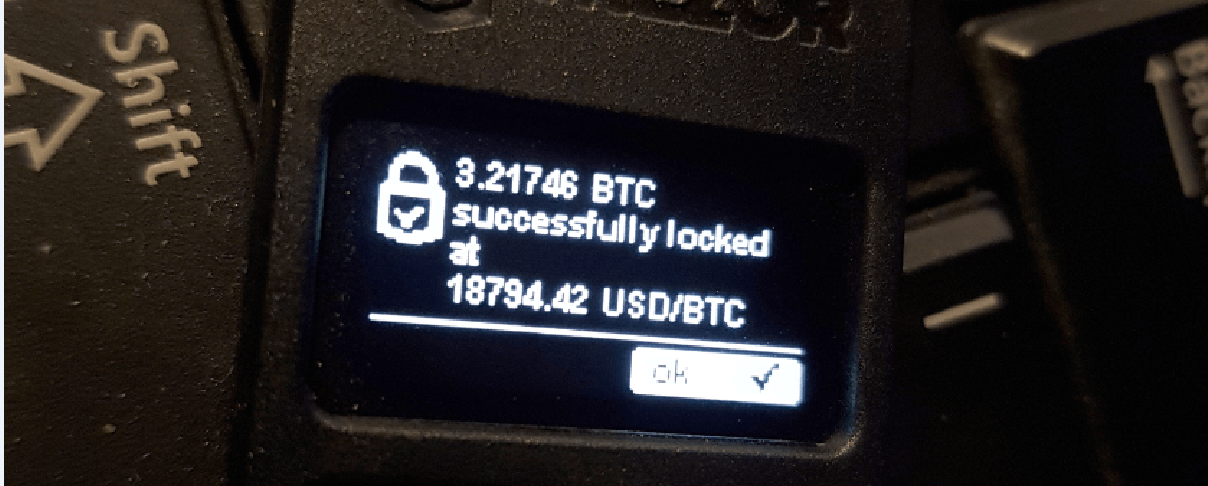 How to lock in an exchange rate