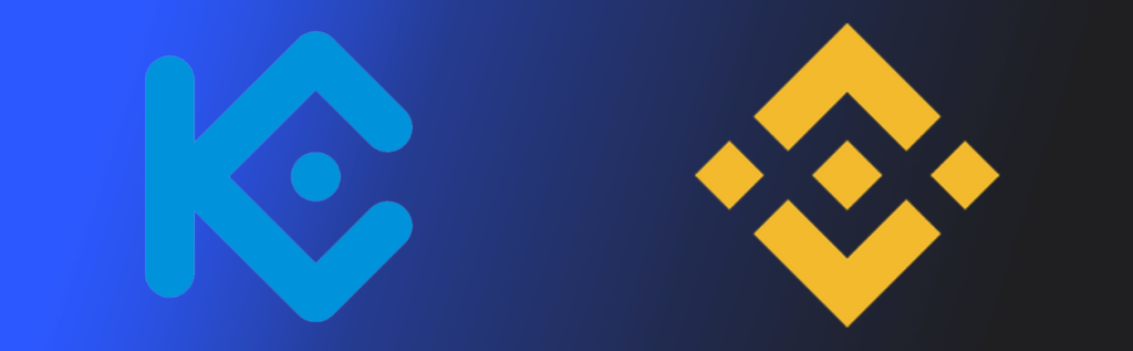 KuCoin vs Binance Banner